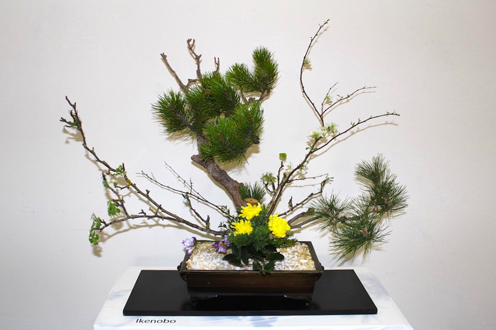 The Buddhist Roots Of Japanese Flower Arrangement
