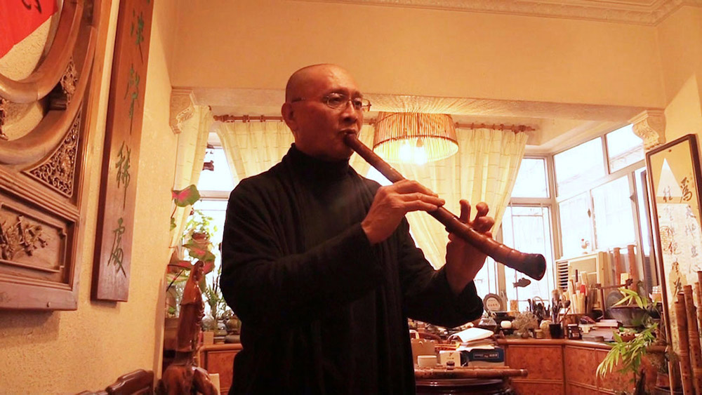 Tam Po Shek and Wing Chi Ip: Refreshing the Soul and the Senses by Playing the Flute and Drinking Tea